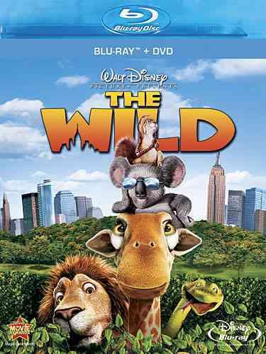 WILD BY SUTHERLAND,KIEFER (Blu-Ray)